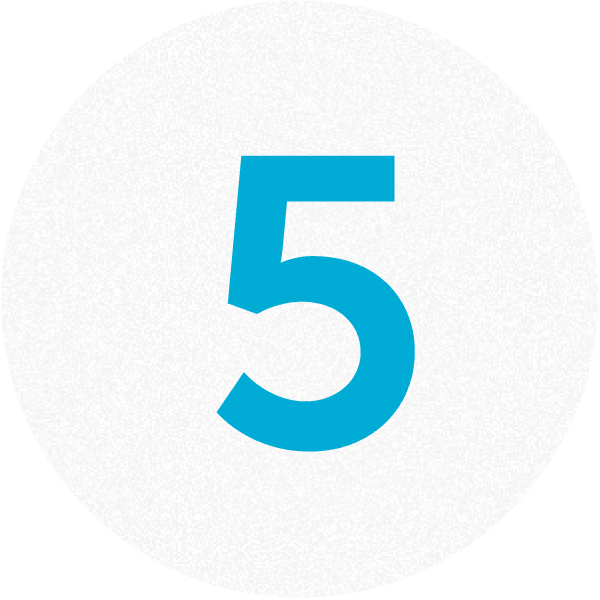 Step 5 icon