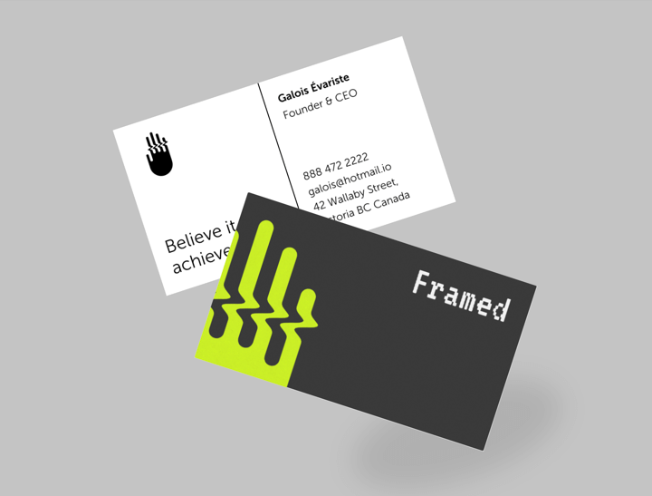 Business Cards for Realtors