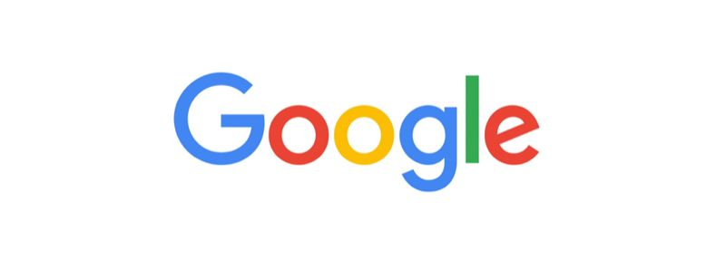 An example of the Google logo